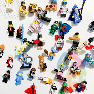 SIMPSONS LEGO MINIFIGURES SERIES U PICK BATMAN,THE MOVIE NINJAGO DISNEY