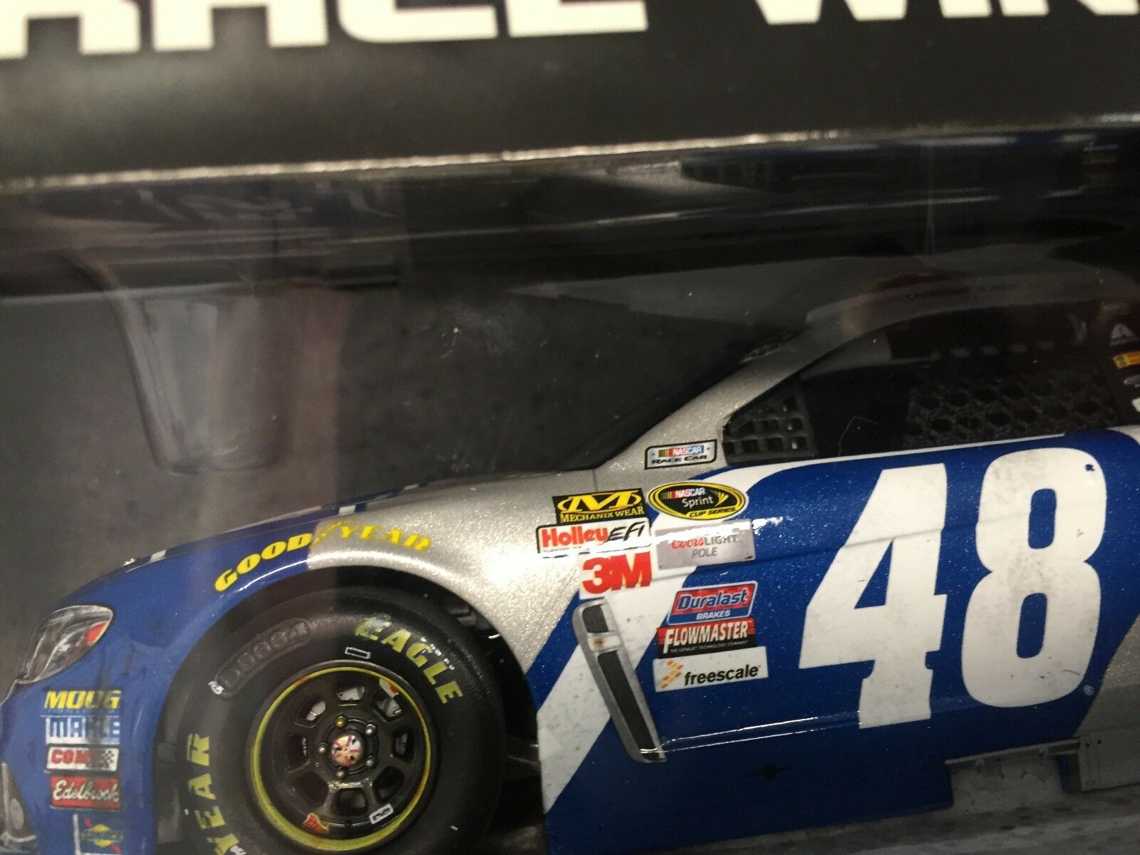 Action 1 24 Jimmie Johnson Lowe's Atlanta Win 2015 Chevy SS 1 of 629