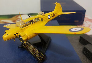AVRO-Anson-Mk1-Service-Flying-School-Scala-1-72-Die-Cast-Oxford-Aviation