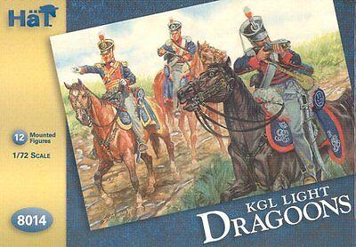 Hat 1//72 Napoléonienne Du Roi Allemand Légion Clair Dragons #8014