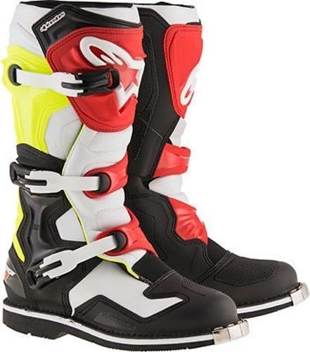 Alpinestars Tech 1 Offroad MX Boots Mens Choose Sizes /& Colors