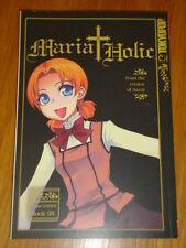 MARIA HOLIC BOOK 6 TOKYOPOP MINARI ENDOU COMEDY ROMANCE MANGA GRAPHIC NOVEL