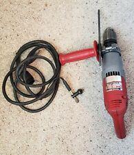Used Milwaukee Magnum Hammer Drill 5370 1