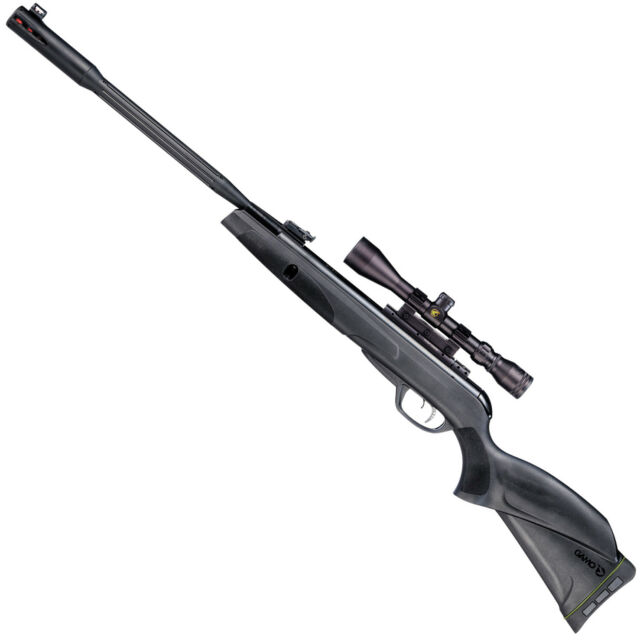 Gamo Whisper Fusion Mach 1  22 Caliber Pellet Air Rifle Gun & 3-9X40 Scope