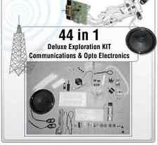 KitsUSA K-6763 44 IN 1 COMMUNICATIONS LAB KIT