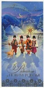 5 ukrainian holiday christmas greeting cardsmerry christmashappy image is loading 5 ukrainian holiday christmas greeting cards merry christmas m4hsunfo