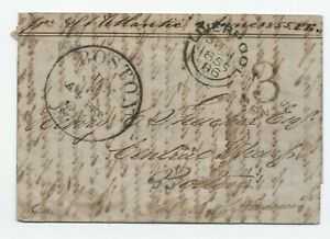 1855-Malta-to-Boston-MA-stampless-letter-45-231
