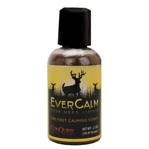 NEW-Conquest-Scents-EverCalm-Deer-Herd-Scent-Bottle-1207