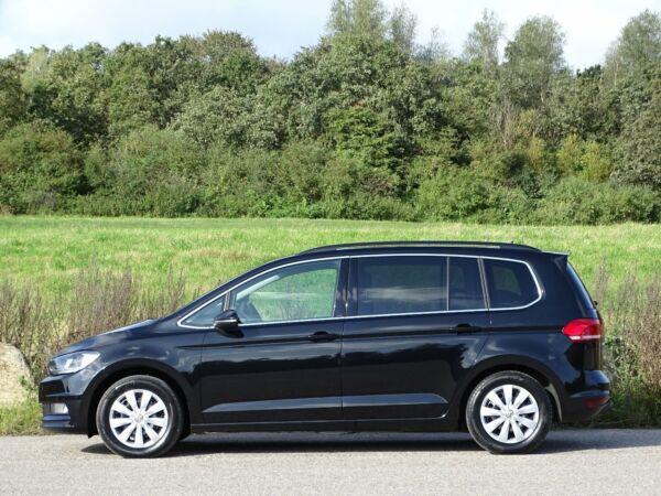 VW Touran 1,6 TDi 110 Comfortline DSG 7prs - billede 1
