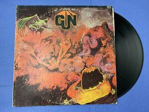 Gun-SELF-TITLED-LP-Vinyl-Record-Album-1969-Epic-Records-PSYCH-Rock-BN-26468
