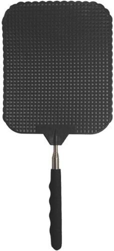 2x fliegenklatsche XXL COMMERAGES extensible 34cm-76cm coup Surface 19x16cm Black
