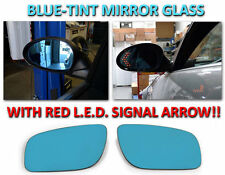 USA 07 08 09 Mercedes Benz W211 E Class Red Arrow LED Turn Signal Mirror Glass