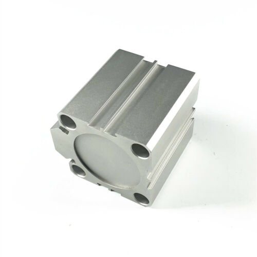 Airtac tipo SDA50-40 Compacto Cilindro de doble efecto 50mm Bore carrera 40mm