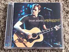 Unplugged by Bryan Adams CD A&M 1997
