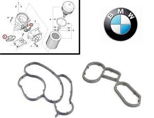 Genuine BMW Oil Filter Housing Element SET Seal Gasket E87 E90 E60 E70 F10 F20