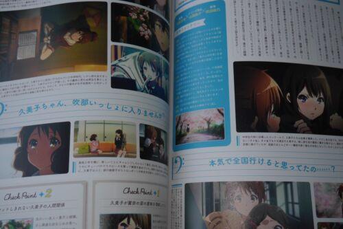 Hibike Euphonium Official Fan Book JAPAN TV Animation Sound Euphonium
