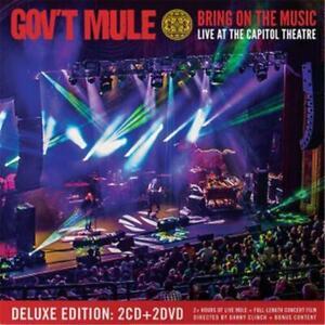 Gov-039-t-Mule-Bring-on-the-Music-2-CD-amp-2-DVD-All-Regions-DIGIPAK-NEW