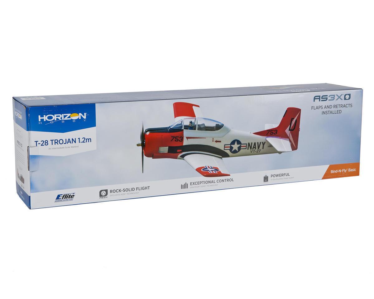 HobbyZone HBZ5603 Painted Tail Set T-28 Trojan S
