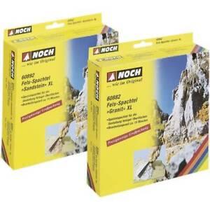 Stucco-speciale-per-roccia-modellismo-arenaria-noch-60892-1000-g