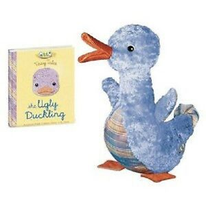 Ugly-Duckling-7-inch-with-Book-NEW-by-YoTToY