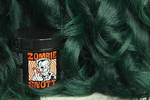 ZOMBIE-SNOTT-034-Gamma-Ray-Green-034-long-lasting-hair-color-to-DYE-for-4oz
