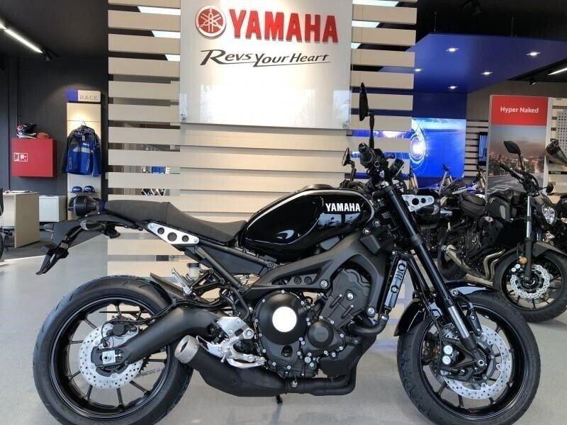 Yamaha, XSR 900, ccm 847