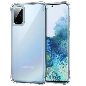 Case-For-Samsung-Galaxy-S10-Lite-2020-Shockproof-Rear-Back-Cover-Slim-Clear-Gel