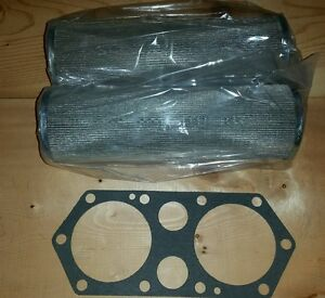 New Hydraulic Screen Strainer Element Kit 5703236 2530-01-220-1513 2 filters