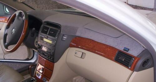 Dodge Ram Truck 2003-2005 Brushed Suede Dash Board Cover Mat Charcoal Grey