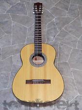 HÖFNER CLASSIC Guitar 5120 CLASSICAL guitar 3/4 Guitar 1970` Germany no1