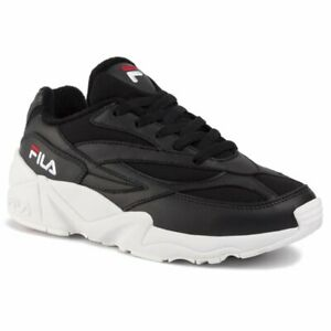 FILA V94M Low Sneaker Turnschuhe Damen Schuhe Freizeitschuhe schwarz 1010599.25Y