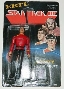 Details about Star Trek III: Search For Spock Movie Scotty ERTL 4