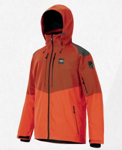 PICTURE GOODS Snowboardjacke Herren Orange Skijacke Winterjacke Jacke MVT247