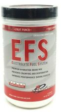 FIRST ENDURANCE EFS DRINK MIX--FRUIT PUNCH--25 SERVING CANISTER