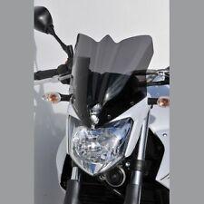 Bulle Saute vent Double galbe 30 cm ERMAX Yamaha XJ 6 N 2013-2015  avec fixation
