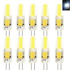 10X 3W G4 LED Leuchtmittel Licht Stecklampe COB Kaltweiß AC/DC hitzebeständig