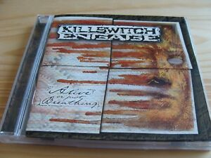 KILLSWITCH-ENGAGE-Alive-Or-Just-Breathing-CD-2002-pre-owned