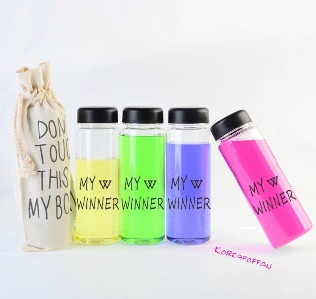 1pic Winner water bottle Kpop new