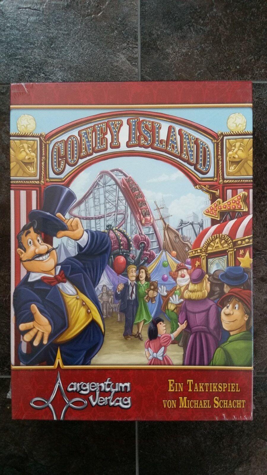 Coney Island +  Das Riesenrad