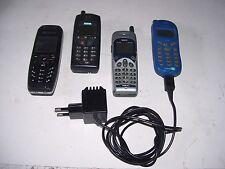 KIT 4 pezzi di telefoni mobili -vintage-