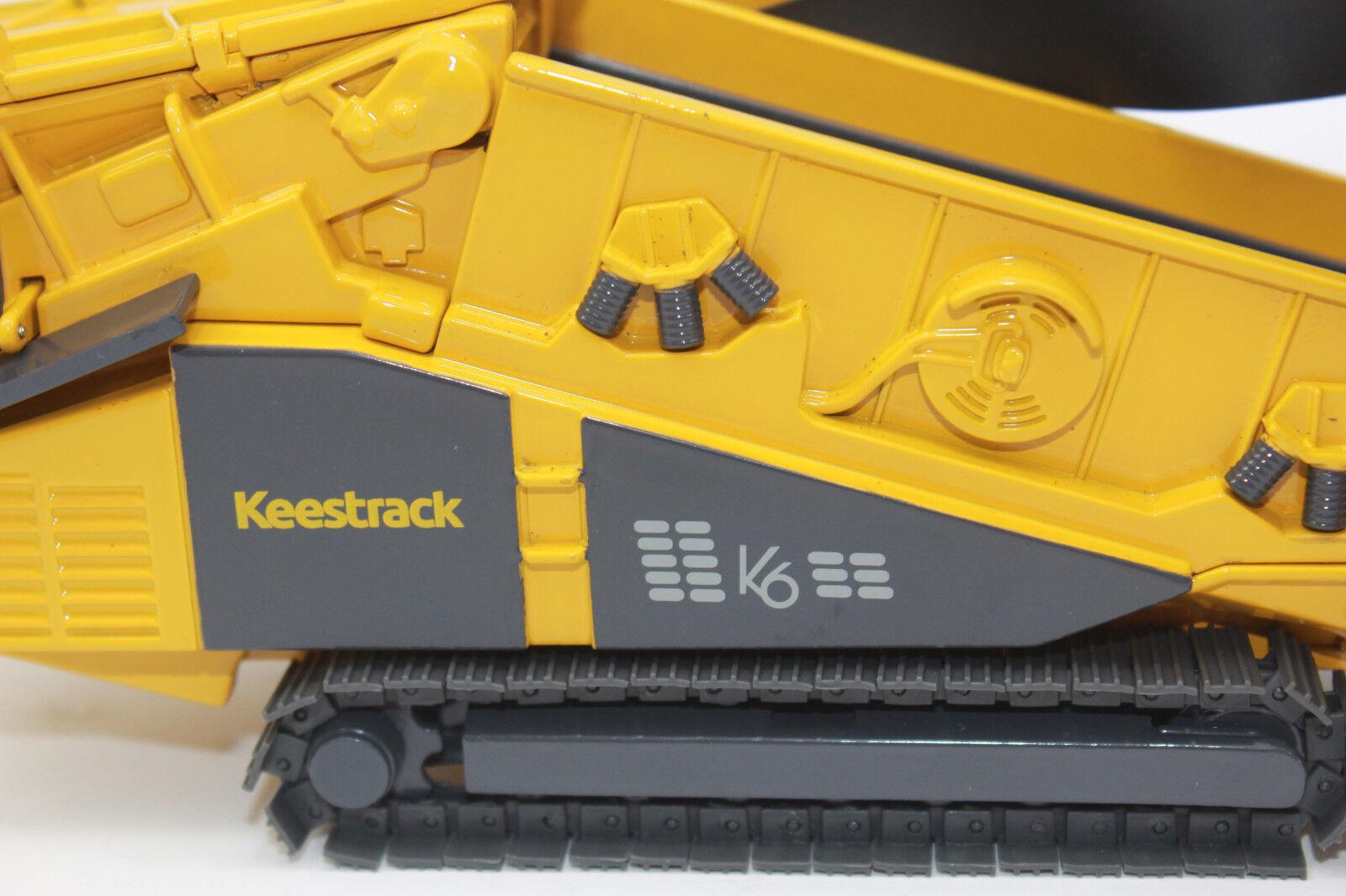 Keestrack k6 k6 k6 Frontier criblage sur chenilles De Châssis Mobile Neuf dans neuf dans sa Boîte 1:50 | Paris  778d1e
