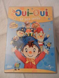 Oui oui et ses amis cartoni animati francese film dvd ebay