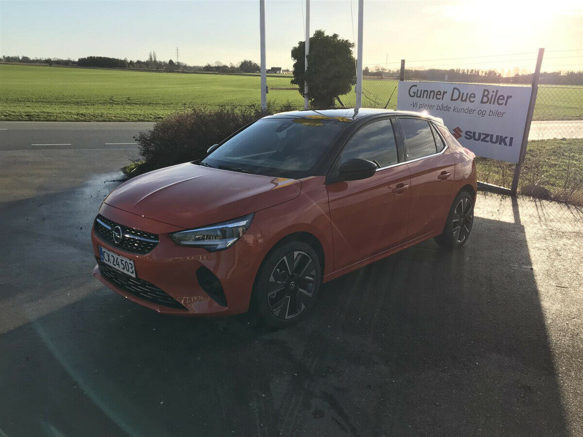 Opel Corsa-e  Ultimate 5d