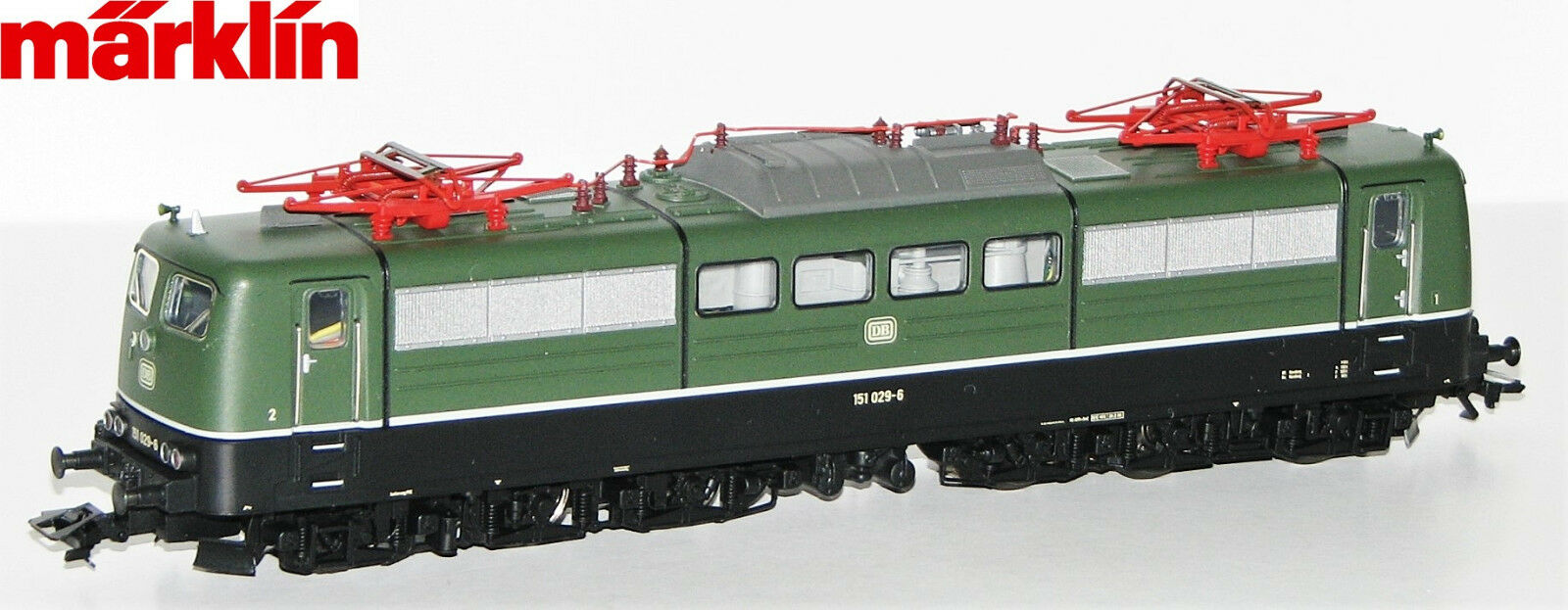 il prezzo più basso marklin h0 29051-1 E-Lok BR 151 029-6 029-6 029-6 delle DB  MFX suono  - NUOVO  senza esitazione! acquista ora!