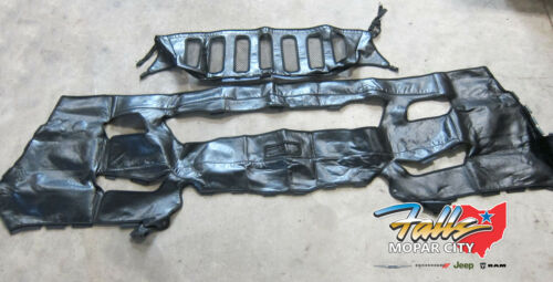2014-2019 Jeep Cherokee Front End Grille Bra Cover Protector Kit Mopar OEM