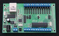 netPIO / TEMP12 + 6x DS18B20 Temperatur-Sensor