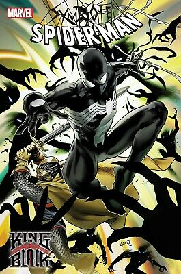 SYMBIOTE SPIDER-MAN KING IN BLACK #2 CVR A 12//16//20 FREE SHIPPING AVAILABLE