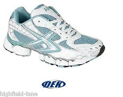 New Ladies Dek Air Womens Ladies Running Trainers Lightweight Size 3,4,5,6,7,8