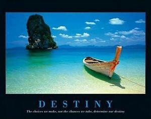 Paesaggi landscapes POSTER Spiaggia Destiny #3