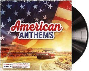 American Anthems (Kenny Loggins, il Presley, Boston,...) 2 VINILE LP NUOVO